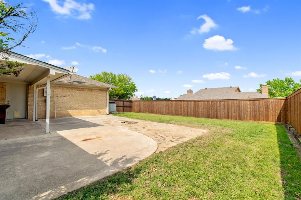 Sold Property | 2820 Clearmeadow Street Bedford, Texas 76021 32