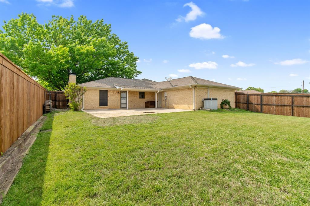 Sold Property | 2820 Clearmeadow Street Bedford, Texas 76021 33