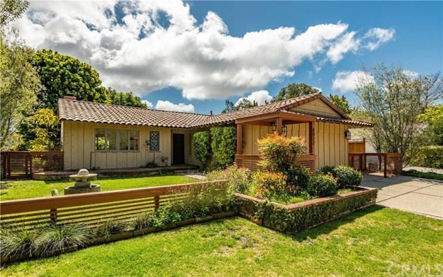 Closed | 4012 Via Valmonte Palos Verdes Estates, CA 90274 1