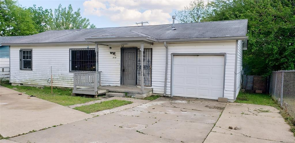 Active | 410 E 59th Place North Tulsa, OK 74126 0