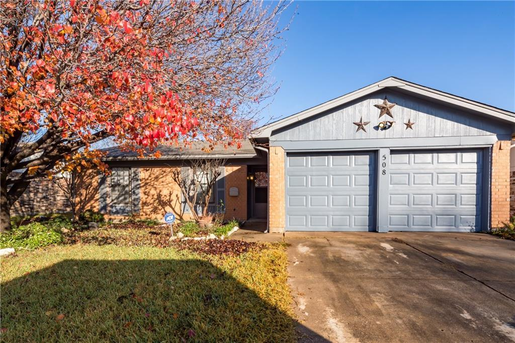 Sold Property | 508 Meadow Street Saginaw, Texas 76179 1
