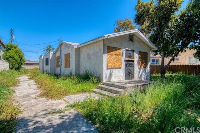 Closed | 6036 Prospect  Avenue Maywood, CA 90270 0