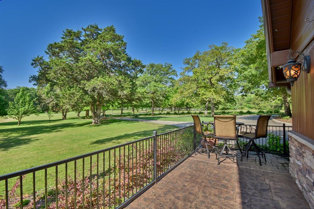 Custom Home in Brenham on 5 ac. Pond & Fabulous Landscape | 306 Hickory Bend  Road Brenham, TX 77833 13