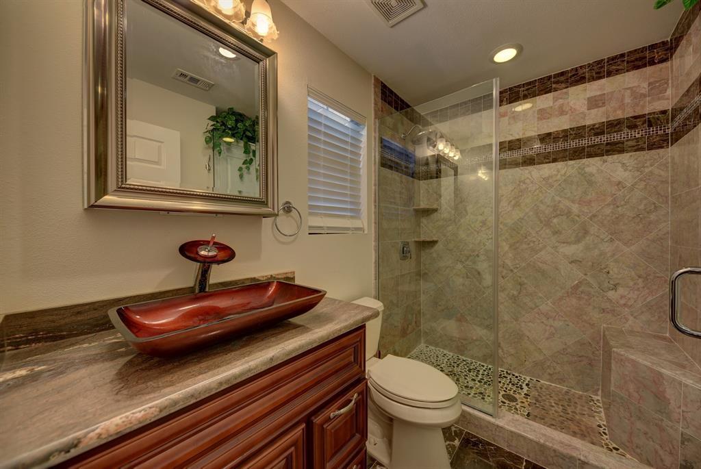 Custom Home in Brenham on 5 ac. Pond & Fabulous Landscape | 306 Hickory Bend  Road Brenham, TX 77833 26