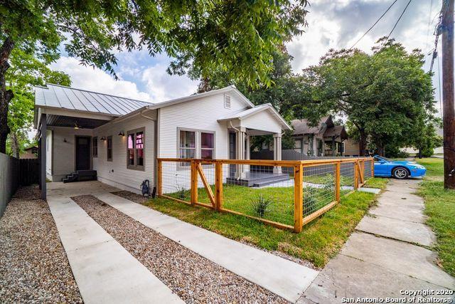 Active | 817 E JOSEPHINE ST San Antonio, TX 78208 1