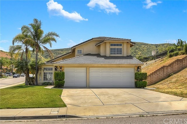 Closed | 3603 Canyon Terrace Drive San Bernardino, CA 92407 3