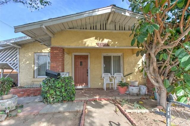 Closed | 2679 11th Street Riverside, CA 92507 1