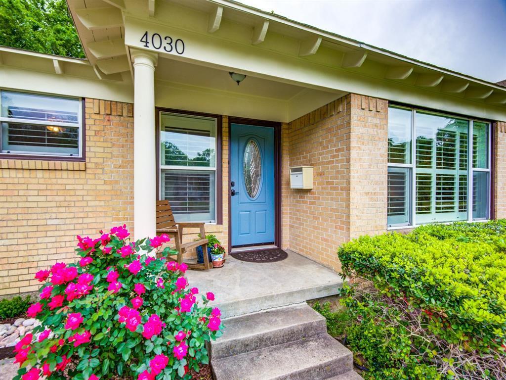 Pending | 4030 Rochelle Drive Dallas, TX 75220 0