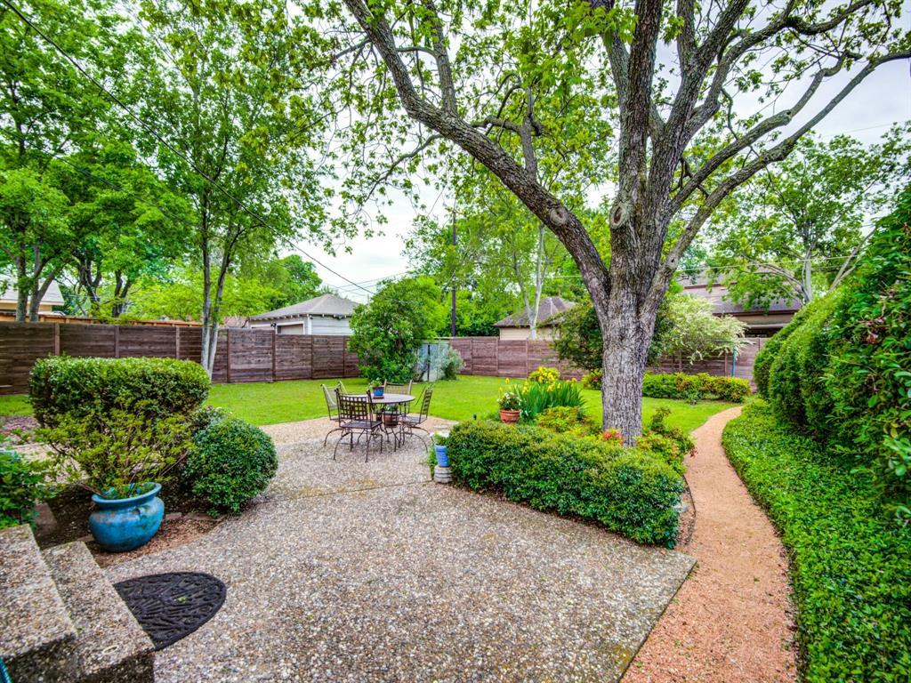 Pending | 4030 Rochelle Drive Dallas, TX 75220 28