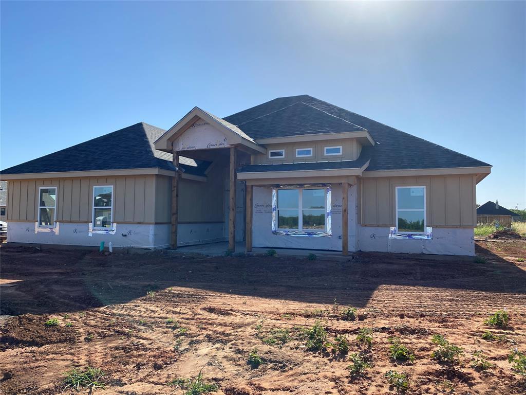 Sold Property | 6501 Desert Willow Abilene, TX 79606 1