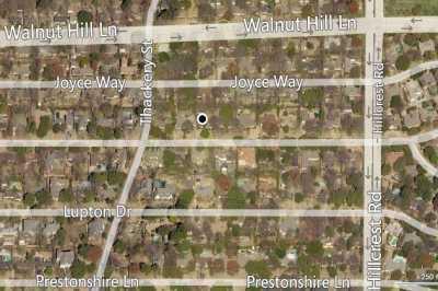 Preston Hollow Lot   6723 Stefani Drive Dallas, TX 75225 1