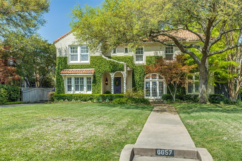 Sold Property | 6657 Lakewood  Boulevard Dallas, TX 75214 3