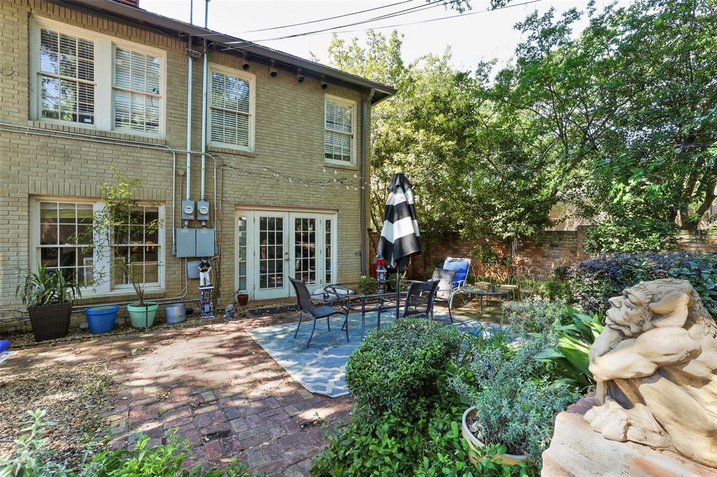 Leased | 4540 Westway Avenue Highland Park, TX 75205 24