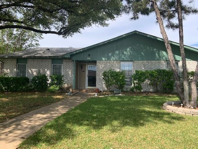Sold Property | 1715 Cherokee Trail Plano, TX 75023 0