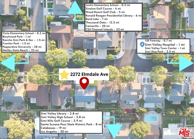 Closed | 2272 ELMDALE Avenue Simi Valley, CA 93065 3