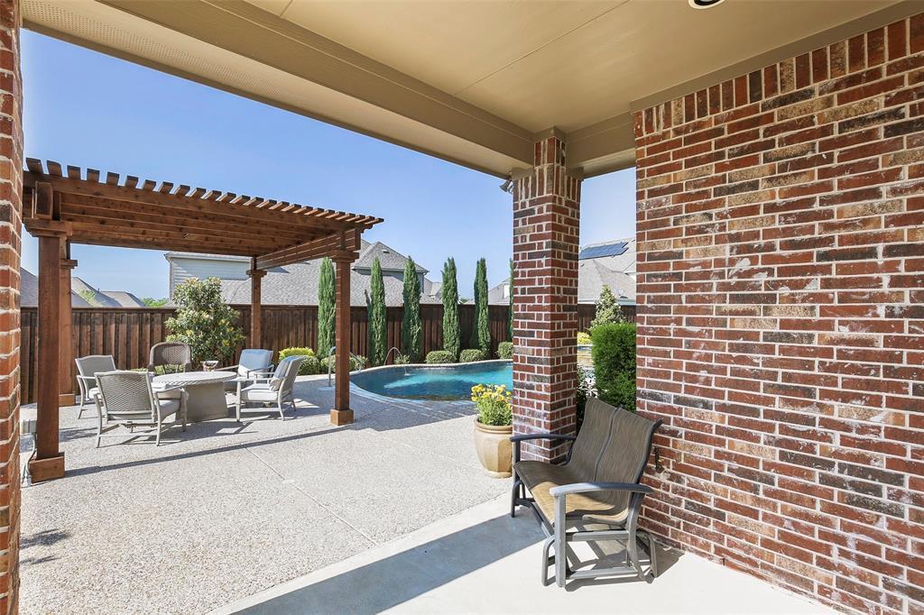Sold Property | 1061 Circle J Trail Prosper, Texas 75078 30