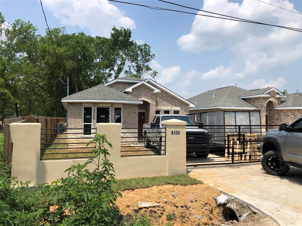 Active | 8135 Chateau  Street Houston, TX 77028 0