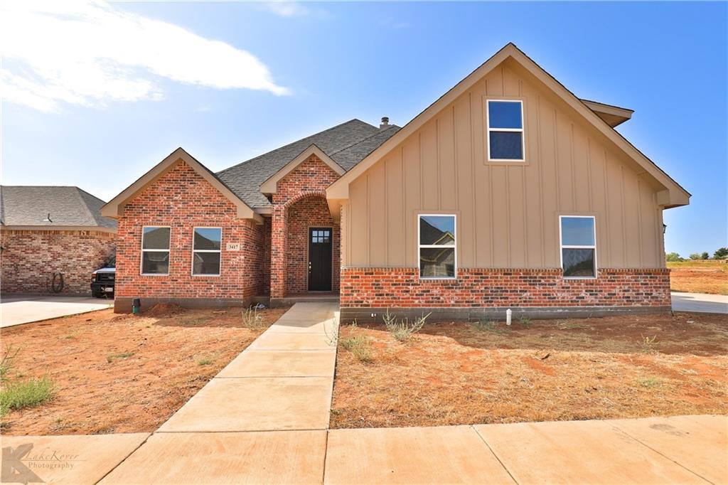 Sold Property | 3417 Double Eagle Abilene, TX 79606 1
