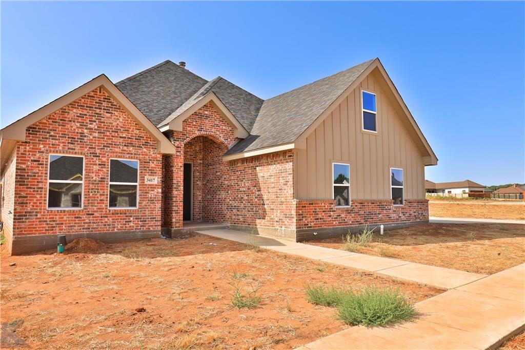Sold Property | 3417 Double Eagle Abilene, TX 79606 3