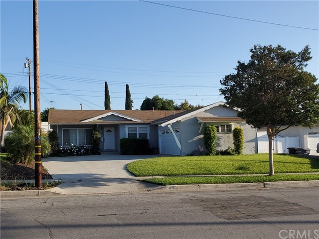 Active Under Contract | 410 Las Lomas  Drive La Habra, CA 90631 1