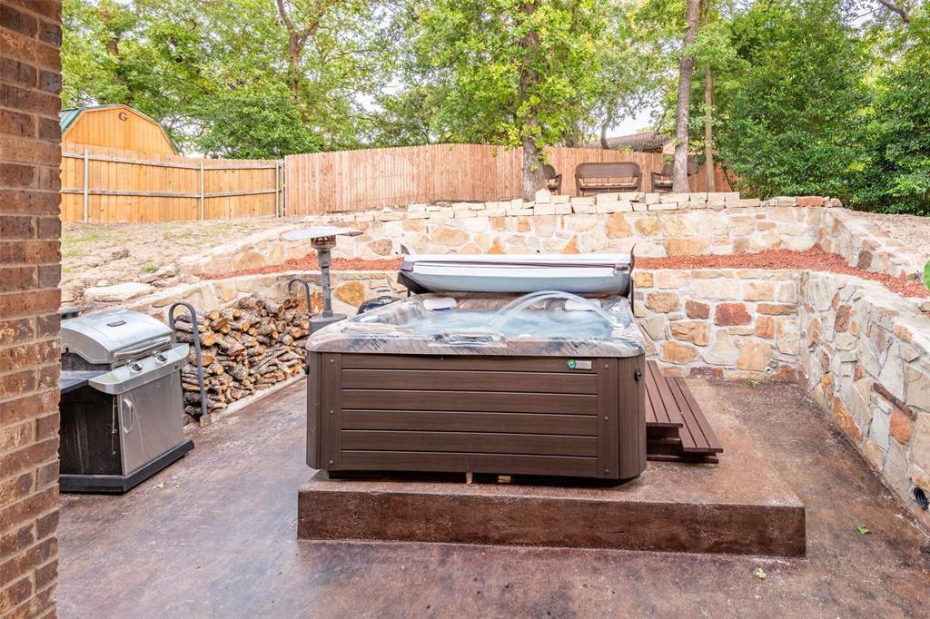 Sold Property | 428 Lake Terrace Drive Azle, TX 76020 28