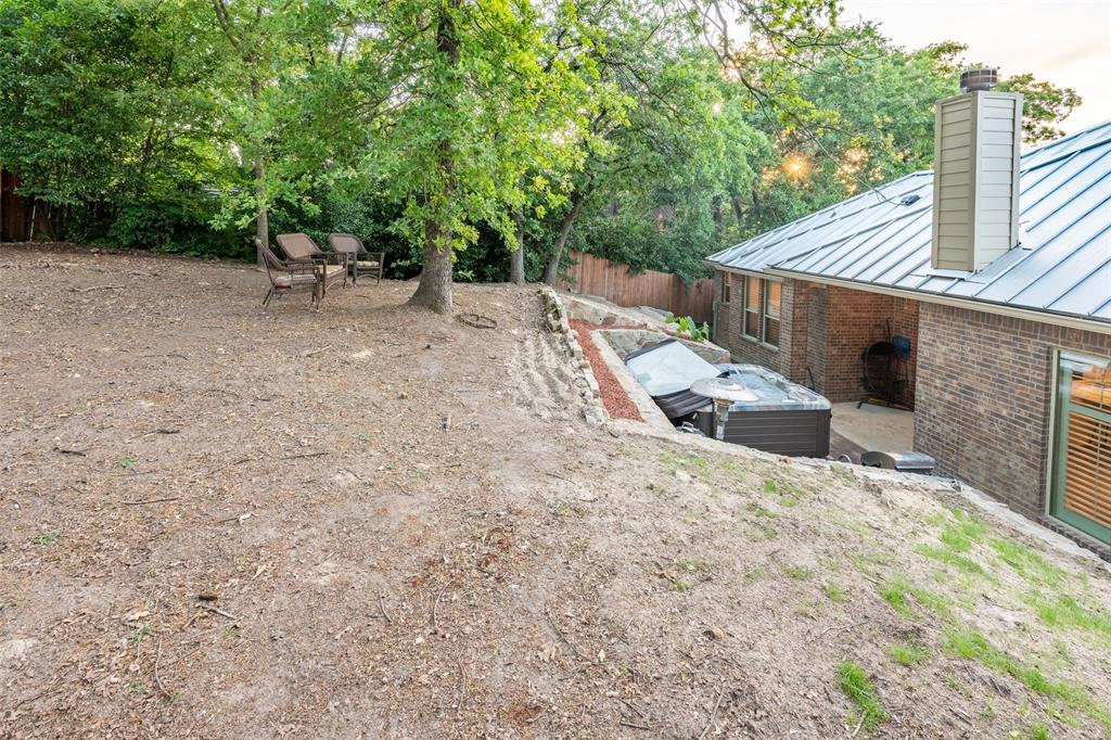 Sold Property | 428 Lake Terrace Drive Azle, TX 76020 31