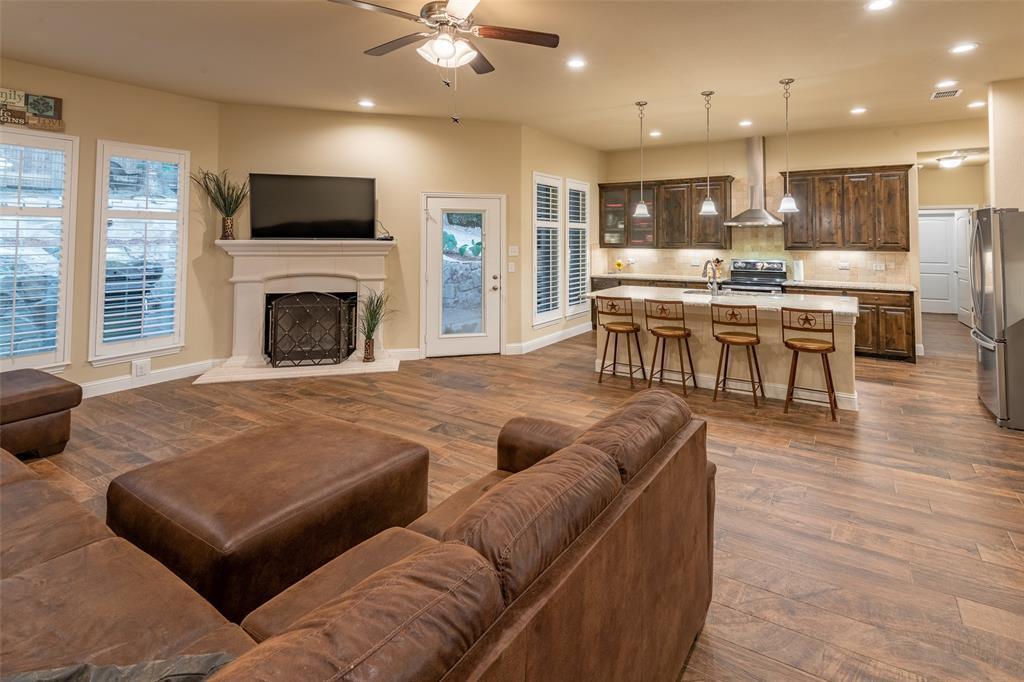 Sold Property | 428 Lake Terrace Drive Azle, TX 76020 7
