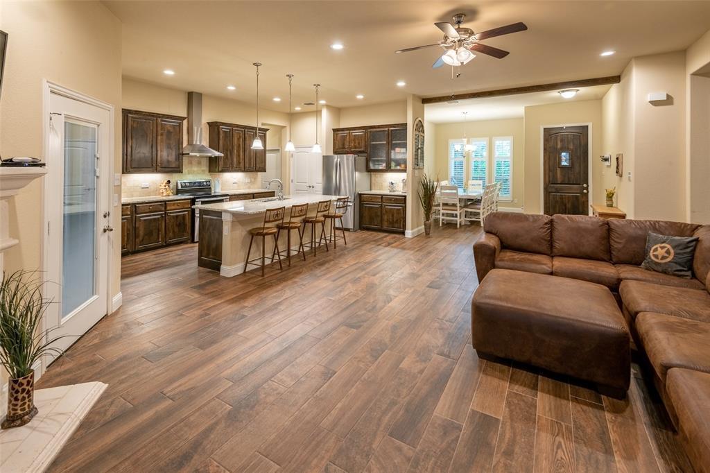Sold Property | 428 Lake Terrace Drive Azle, Texas 76020 9