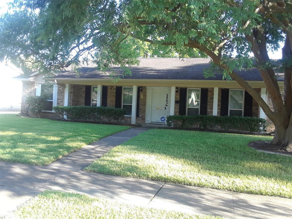 Active | 5843 Queensloch Drive Houston, TX 77096 0