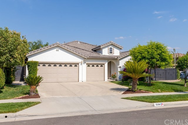 Closed | 1536 Rose Arbor  Court Redlands, CA 92374 1
