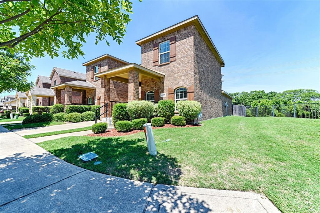 Active Option Contract | 2009 Cranberry Court Mesquite, TX 75181 2