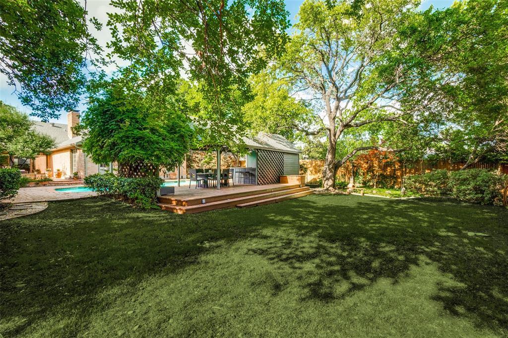 Sold Property | 7106 Azalea Lane Dallas, Texas 75230 23