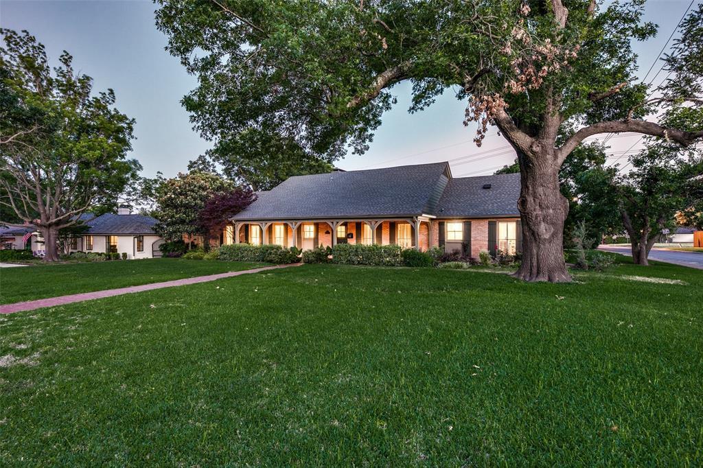 Sold Property | 7106 Azalea Lane Dallas, Texas 75230 24