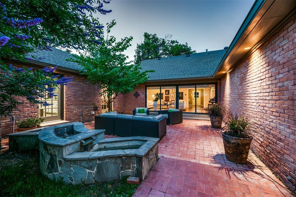 Sold Property | 7106 Azalea Lane Dallas, Texas 75230 27