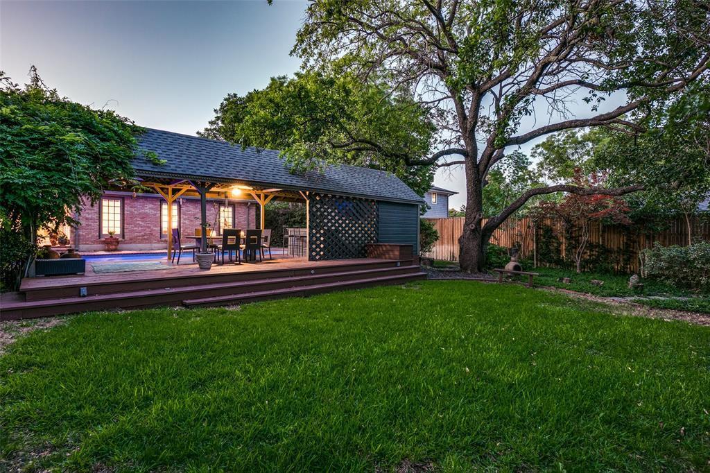 Sold Property | 7106 Azalea Lane Dallas, Texas 75230 28