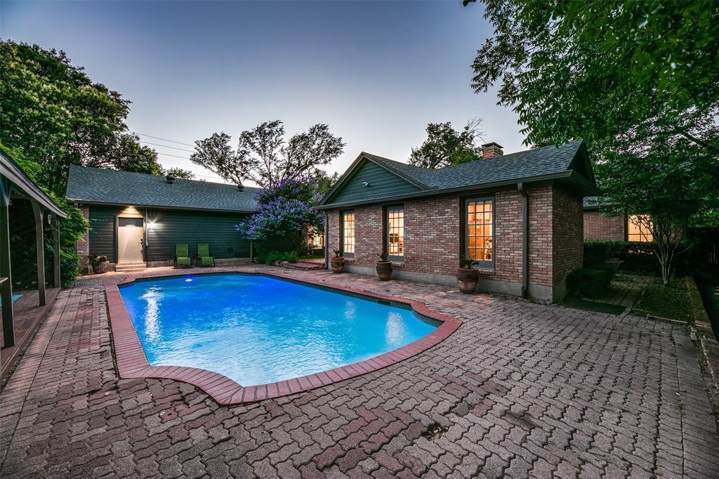 Sold Property | 7106 Azalea Lane Dallas, Texas 75230 30