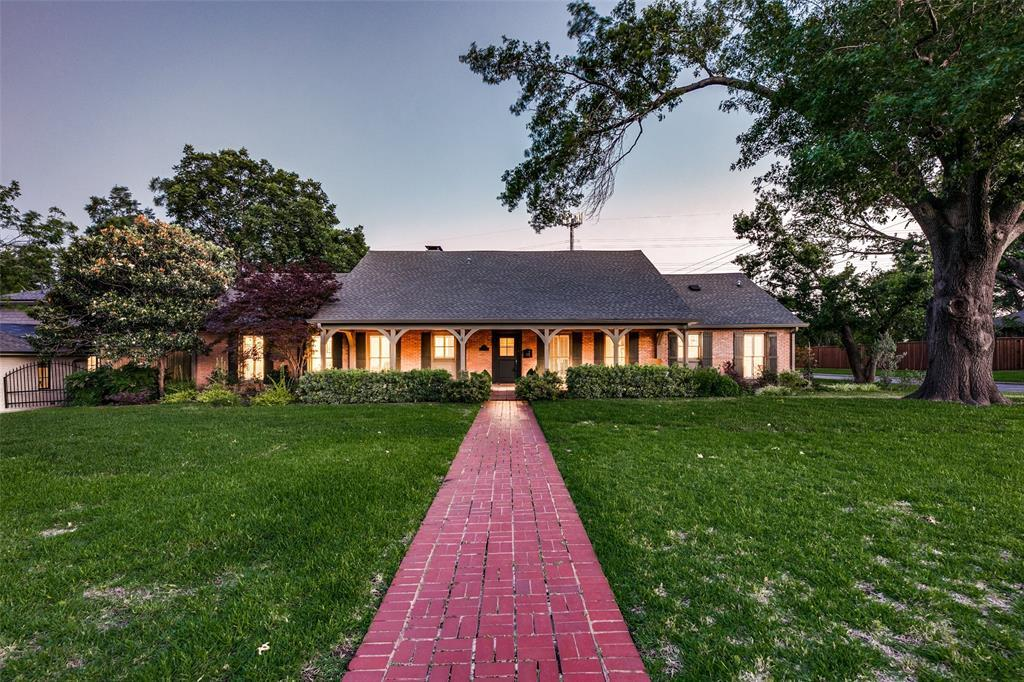 Sold Property | 7106 Azalea Lane Dallas, Texas 75230 31