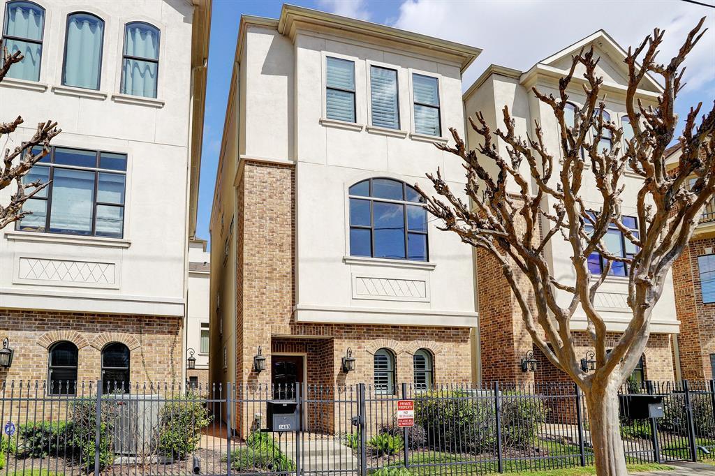 Active | 1409 Elgin Street Houston, TX 77004 0