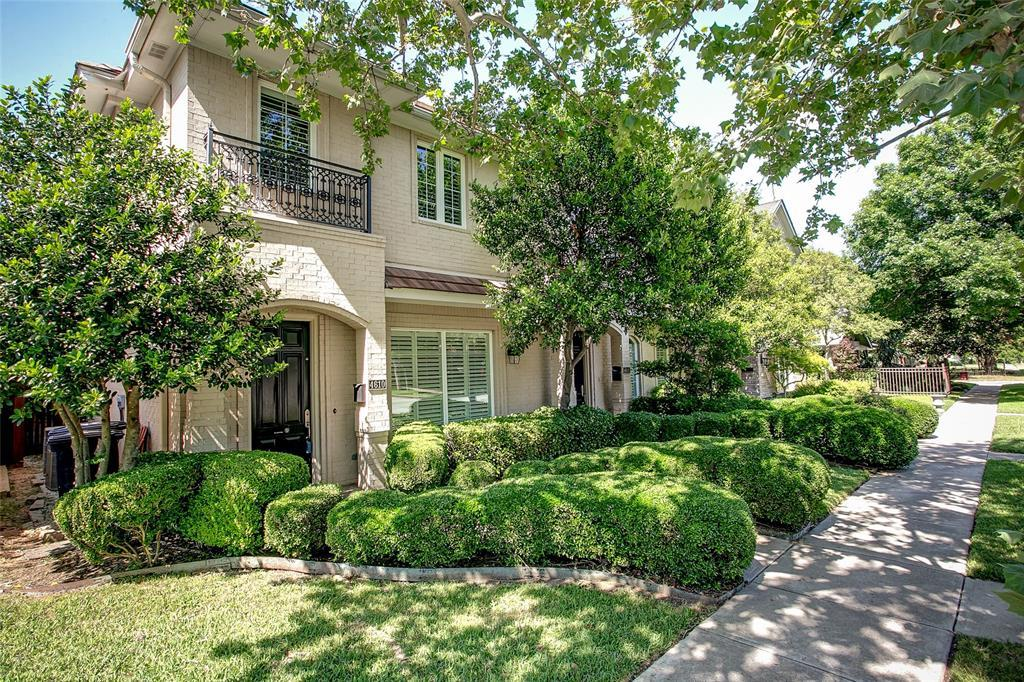 Active | 4610 Pershing Avenue Fort Worth, Texas 76107 3