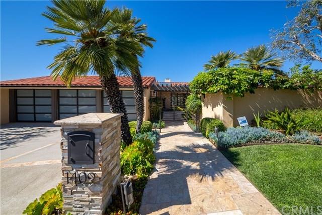 Active | 1409 Via Davalos Palos Verdes Estates, CA 90277 1