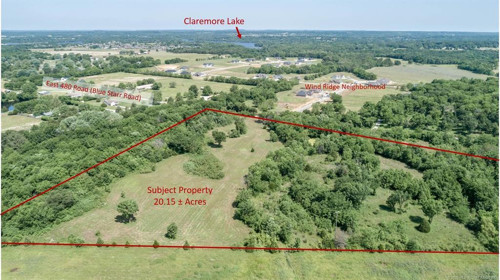 Land for Sale in Claremore, OK | E 480 Road Claremore, OK 74017 2