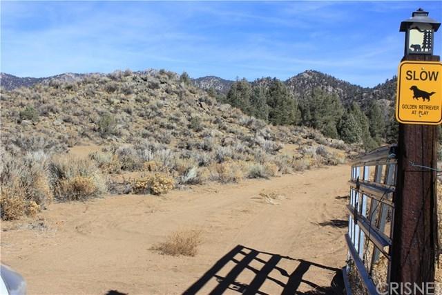Closed | 98545 Indian Trail Inyokern, CA 93527 6