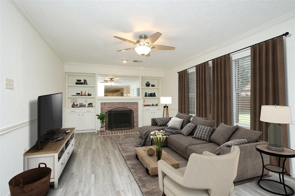 Option Pending | 14427 Little Willow  Walk Houston, TX 77062 19