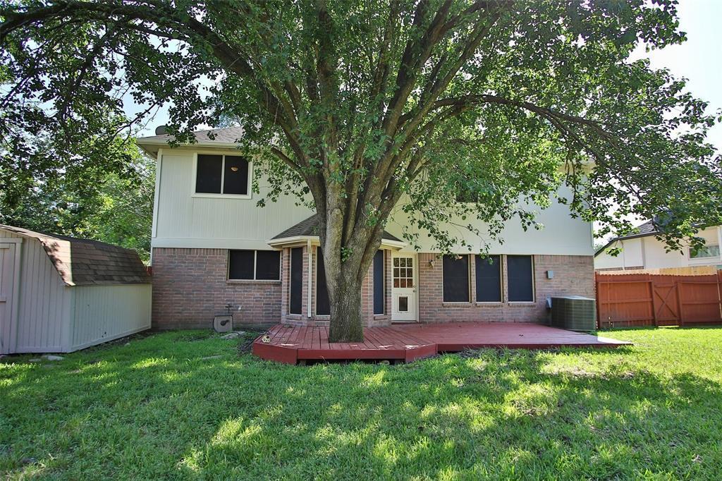 Option Pending | 14427 Little Willow  Walk Houston, TX 77062 44