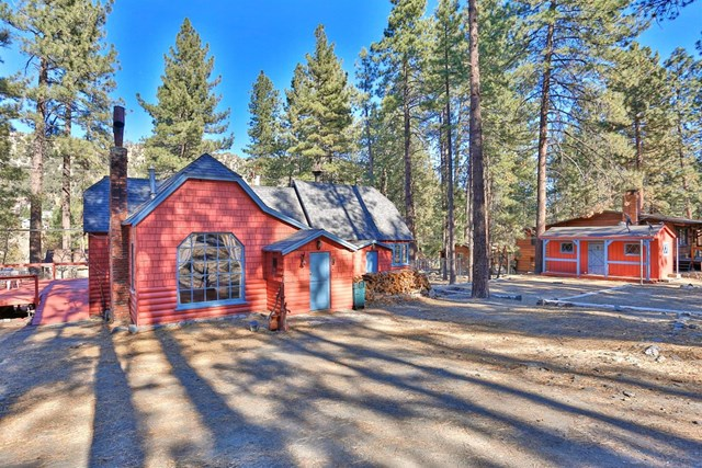 Closed | 1132 Edna  Street Wrightwood, CA 92397 0