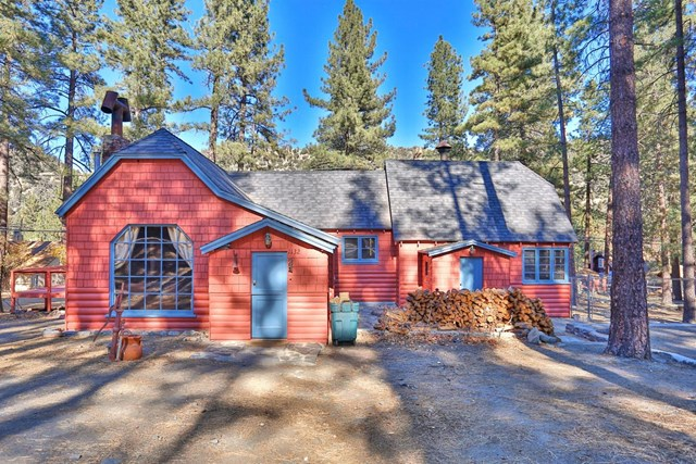 Closed | 1132 Edna  Street Wrightwood, CA 92397 1