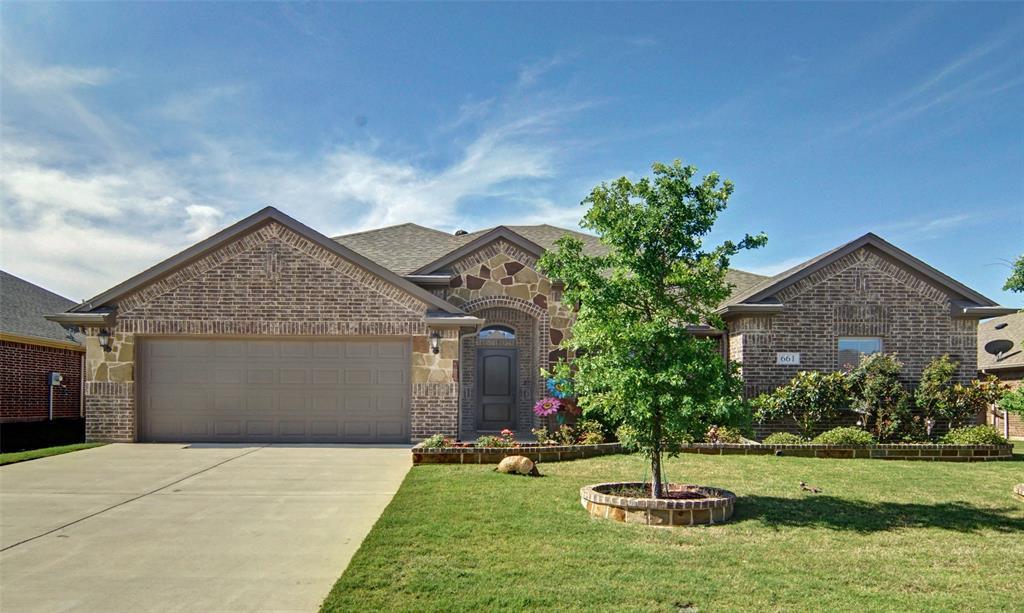 Sold Property | 661 Creek Point  Drive Saginaw, TX 76179 1