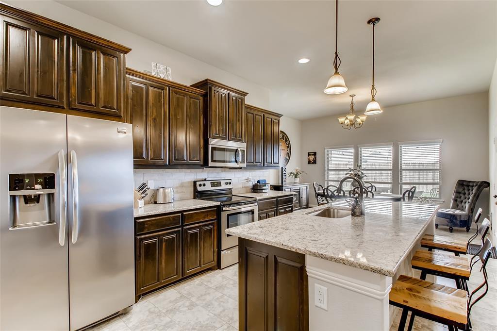 Sold Property | 661 Creek Point  Drive Saginaw, TX 76179 8