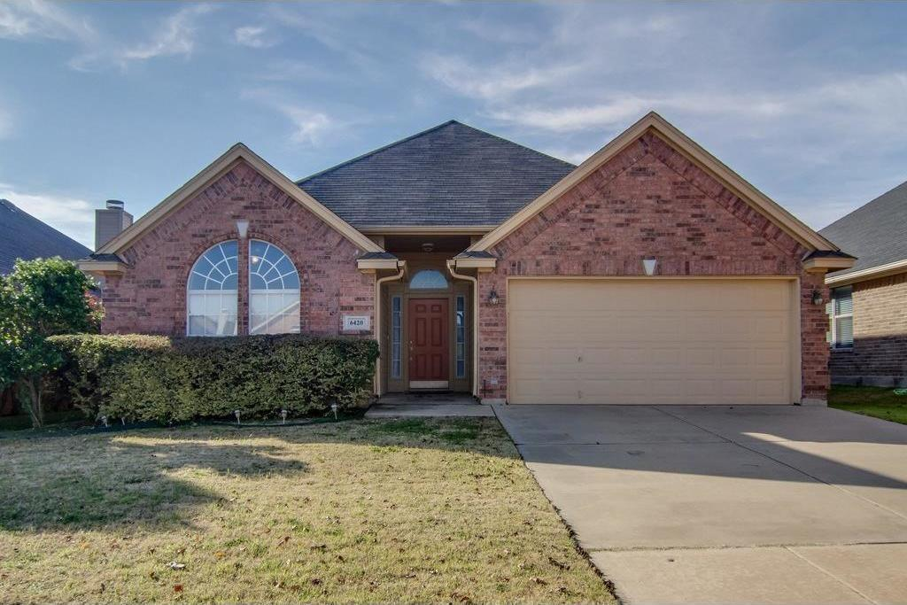 Leased   6420 Stockton Drive Fort Worth, Texas 76132 0