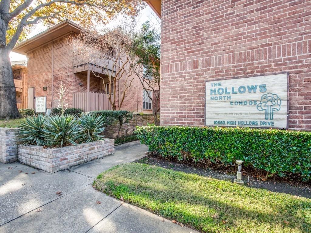 Active | 10566 High Hollows  Drive #157 Dallas, TX 75230 0